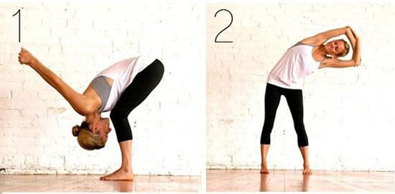 posições ioga 1